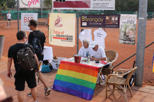 Gay Pride Toss 2014