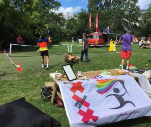 Pride in the Park 2017